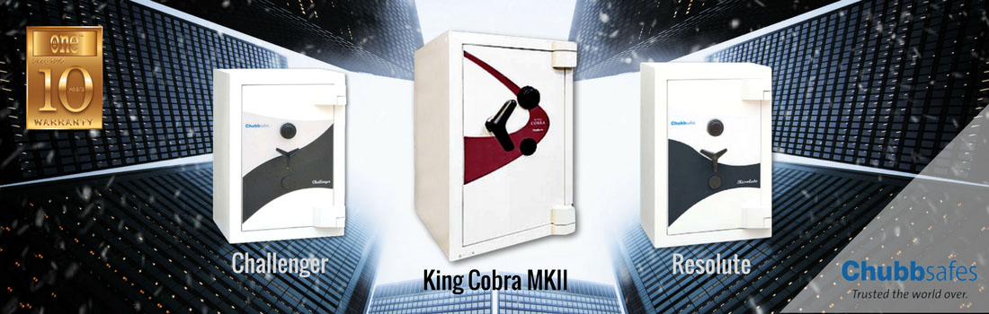 CHUBB,CHUBBSAFES Minibanker | Security Safe Box | Security Doors
